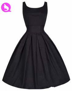 Vestido Audrey Hepburn verano de Qimima Group Co . Ltd
