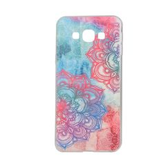 Fashion Patterns Soft TPU Silicone Back Cover Case for Samsung Galaxy J5 J500