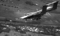 Archive Photo of the Day: North American OV-10 Bronco over Vietnam, 1968. http://www.stripes.com/blogs/archive