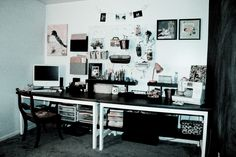 My crafty space!