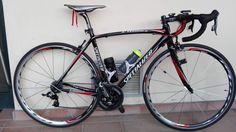 Bici corsa carbonio specialized tarmac tg. 52