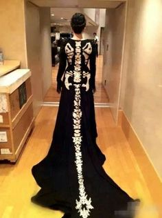 Bone anatomy coat