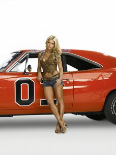 Jessica Simpson as Daisy Duke, Dukes of Hazzard 2005