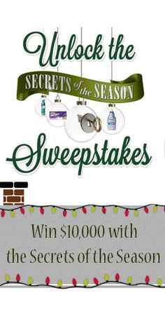 Win $10,000 with the Secrets of the Season