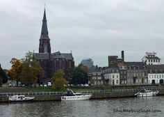 Maastricht during the day, Maastricht, The Netherlands