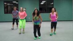 """Cumbia Tribalera"" for Dance Fitness, via YouTube."