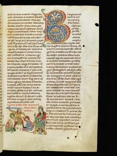Cologny, Fondation Martin Bodmer, Cod. Bodmer 127, p. 73r – Weissenauer Passionale (South Germany or Switzerland). Last quarter of 12th century. I really love that book, wonderful detailed drawings and perfect script.