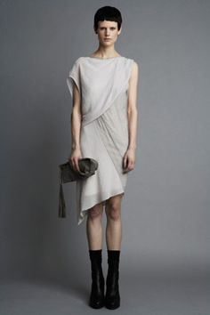 Helmut Lang Fall 2011 Ready-to-Wear Collection on Style.com: Complete Collection