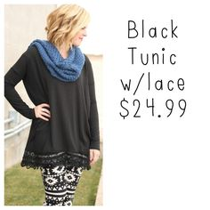 Perfect holiday tunic #holiday #ootd #tunic #leggings #scarf #shopbellame