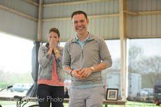 Baton Rouge proposal during bike race { St. Francisville } - Sebastian + Erin