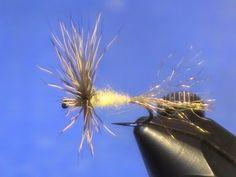 Fly Tying: Sulphur / PMD Sparkle Dun (sulfur)