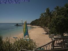 Haven't been but would like to one day!  Webcam | Castaway Island, Fiji | Fiji Resorts | Fiji Holidays