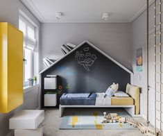 Modern classic Children's room – Home Decoration Boy Toddler Bedroom, Toddler Rooms, Baby Boy Rooms, Home Bedroom, Room Decor Bedroom, Modern Kids Bedroom, Cool Kids Rooms, Kids Room Design, Luxurious Bedrooms