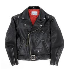 """The legendary """"Durable One Star"""" jacket, exactly as worn by Marlon Brando's caracter Johnny Strabler in the famous 1953 film """"The Wild One"""". #MYBKJACKET BILL KELSO MFG: http://www.billkelsomfg.com/"""