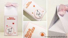 Janas Bastelwelt - Unabhängige Stampin' Up! Demonstratorin: Video-Tutorial: Milchkarton mit dem Punch Board für Geschenktüten