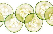 Cucumber extract -   Cucumber is cooling, however it's used. On skin, it adds electrolytes that replenish moisture and reduce puffiness as they cool.