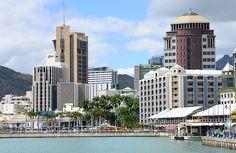 Port Louis Mauritius Island