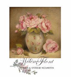 Rose bouquet by hélène Flont