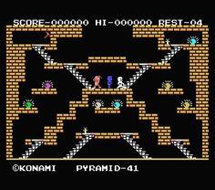 Kings Valley   MSX  1985