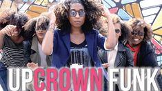 Must Watch : Upcrown Funk - UpTown Funk Parody - This Is Everything! [Video] - Black Hair Information Community Darken Hair Naturally, How To Darken Hair, Natural Hair Care Tips, Natural Hair Journey, Natural Hair Styles, Natural Beauty, Cute Natural Hairstyles, Afro Textured Hair, Natural Hair Inspiration