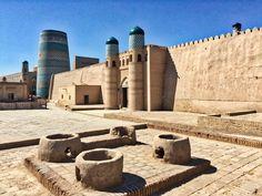 womenontheroad-uzbekistan-tourism-khiva-old-town