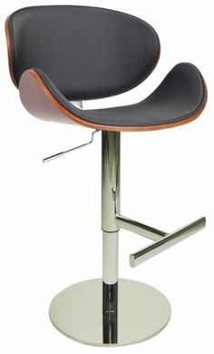 Bar stools and tables from Simply Bar Stools, largest range in the UK with over held in stock. Kitchen Breakfast Bar Stools, Dining Table In Kitchen, Leather Stool, Faux Leather Fabric, Green Armchair, Kitchen Design Open, Tufted Chair, Adirondack Chairs, Foot Rest