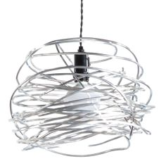 Scribble in the Air - - Steuart Padwick Interior Design Shows, Scribble, Ceiling Lights, Lighting, Pendant, Home Decor, Decoration Home, Room Decor, Hang Tags