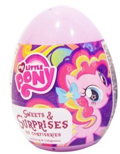 -in USA- My Little Pony Surprise Egg - 1 ct