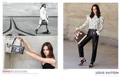 Louis Vuitton's fall 2015 campaign. Photo: Louis Vuitton.