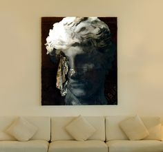 Heroes melancholy - Luca Pignatelli | The White Museum | Capri Palace Art Collection