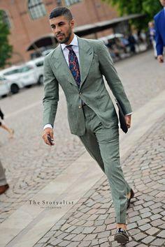 Pitti Uomo 90 - Day 3 Photo by : THE STORYALIST   MenStyle1- Men's Style Blog