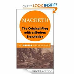 Modernized Macbeth by Shakespeare?
