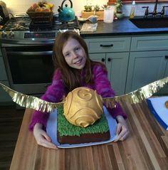 [homemade] birthday quidditch cake for my niece http://ift.tt/2nq0e7N