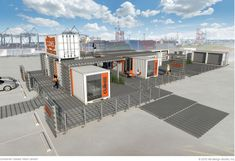 Retail Center - Designing an innovative retail experience