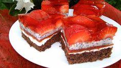 Niespełnione zdolności kulinarne: ARBUZOWIEC Cheesecake, Food, Cheesecakes, Essen, Meals, Yemek, Cherry Cheesecake Shooters, Eten