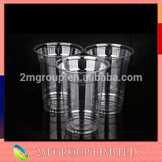PET/PP Disposable plastic cups