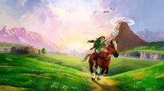 Image for Legend of Zelda Desktop Background id: 4226