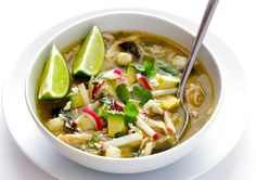 A quick and easy version of the Mexican classic that is perfect for any chilly, snowy day.