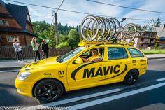 Mavic Neutral Service Car - Tour de Pologne 2014