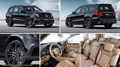 BRABUS 850 XL based on the Mercedes GLS 63 4MATIC (2017) Mercedes Benz Interior, Mercedes Benz Gl Class, Mercedes Benz S550, Benz S Class, Best Suv Cars, Lux Cars, Cool Boats, Maybach, Dream Cars