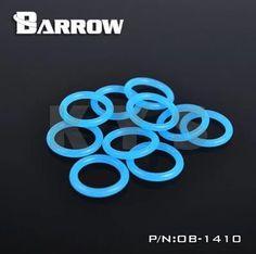 Barrow水冷却蛍光密封されたリングo-リングg1/4スレッドob-1410 10ピース