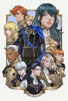 Fire Emblem Three Houses Byleth and Dimitri Star Citizen, Fire Emblem Wallpaper, Anime Lion, Game Character, Character Design, Fire Emblem Games, New Fire Emblem, Fire Emblem Characters, Blue Lion