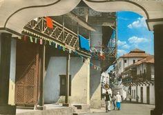 Vasco da Gama Street Mombasa. BelAfrique - your personal travel planner - www.BelAfrique.com