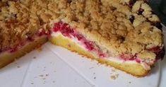 Johannisbeer Quark Streuselkuchen, ein Rezept der Kategorie Backen süß. Mehr Thermomix ® Rezepte auf www.rezeptwelt.de