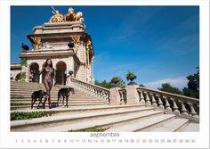 Calendario Solidario 2015 de Galgos 112: mes de Septiembre. http://informativos.net/lifestyle-y-moda/calendario-solidario-2015-de-galgos-112_54770.aspx