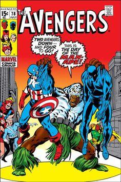 The Avengers #78 - The Man-Ape Always Strikes Twice!