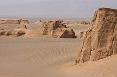 Iran - Desert Lut دشت لوت - ایران Just Go, Take That, Arabian Nights, Geology, Afghanistan, Iran, Monument Valley, Asia, Environment