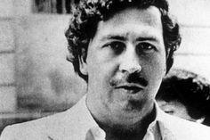 Revelan nuevos detalles sobre la vida de Pablo Escobar...