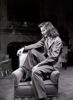 REBEL CHIC- Katharine Hepburn | Mark D. Sikes: Chic People, Glamorous Places, Stylish Things