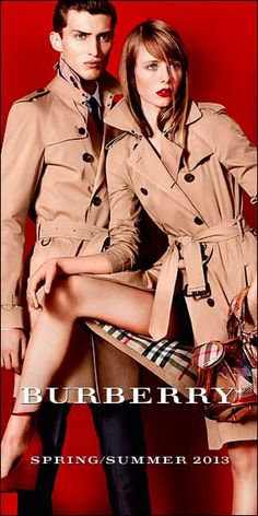 BURBERRY SPRING/SUMMER 2013 300×600